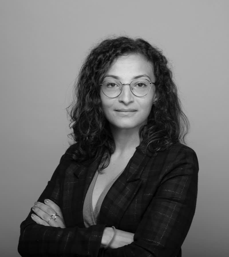 Yasmine Bentchikou Vaudray